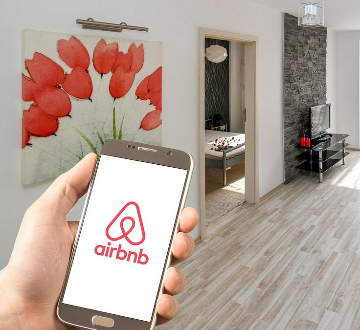 Airbnb lanzó alquileres a largo plazo